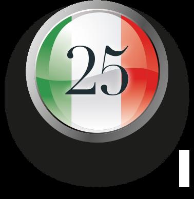 italia 25